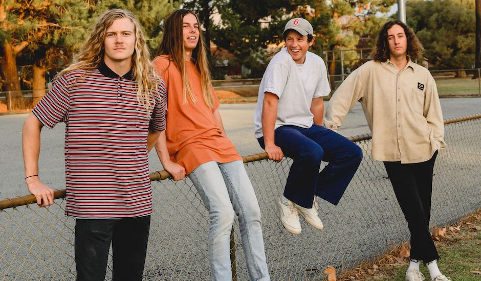 Great Gable are quickly exploding into Perth's next break-out act