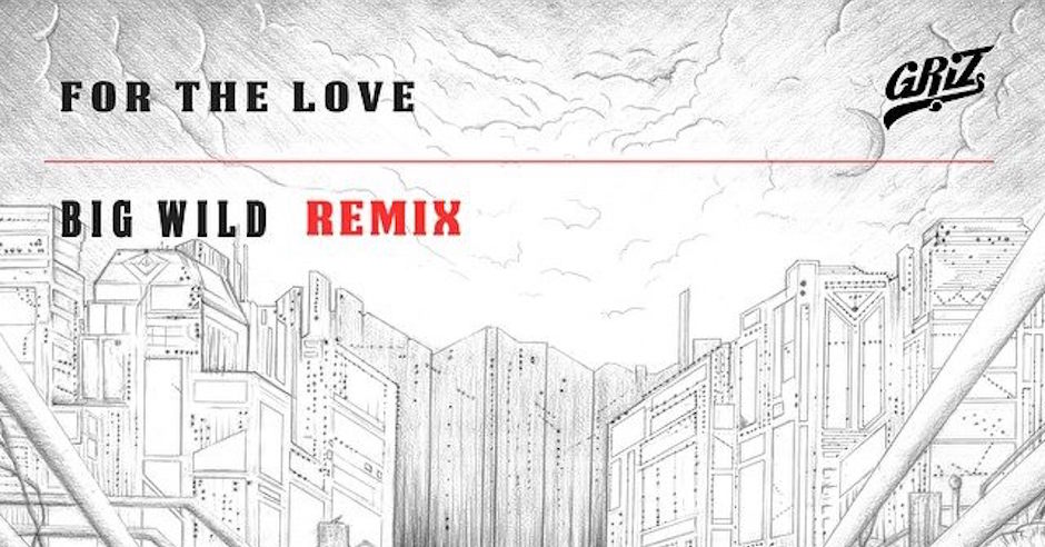Listen: Griz - For The Love feat. Talib Kweli (Big Wild Remix)