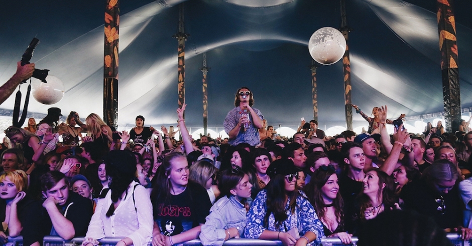 A quick and handy guide to Groovin' The Moo's 2018 line-up