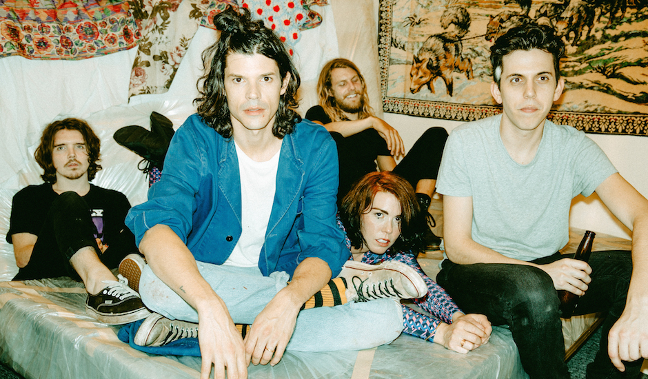 The Pros & Cons Of Touring With A Baby According To Grouplove