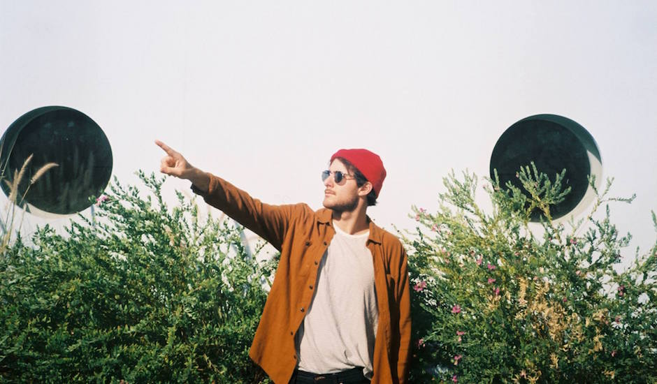 Welcome the warm embrace of Spring/Summer with HalfNoise's new LP, Sudden Feeling