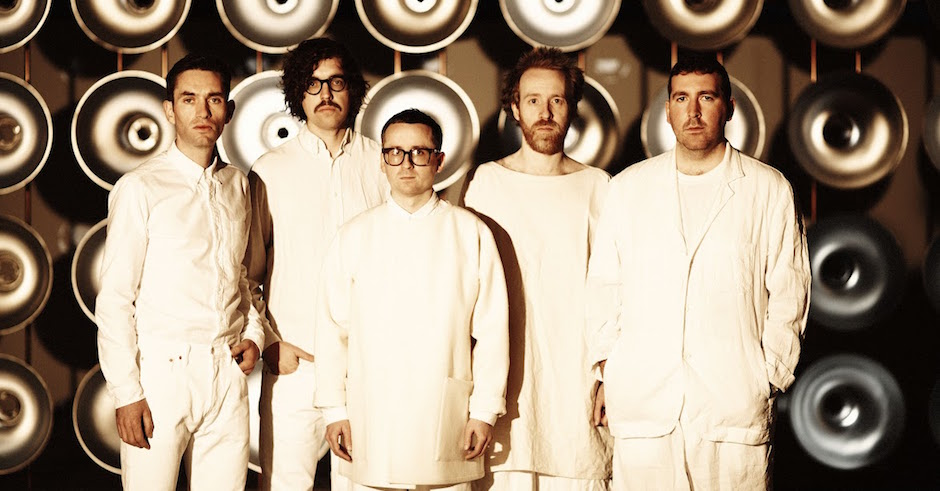 Hot Chip Australian Tour