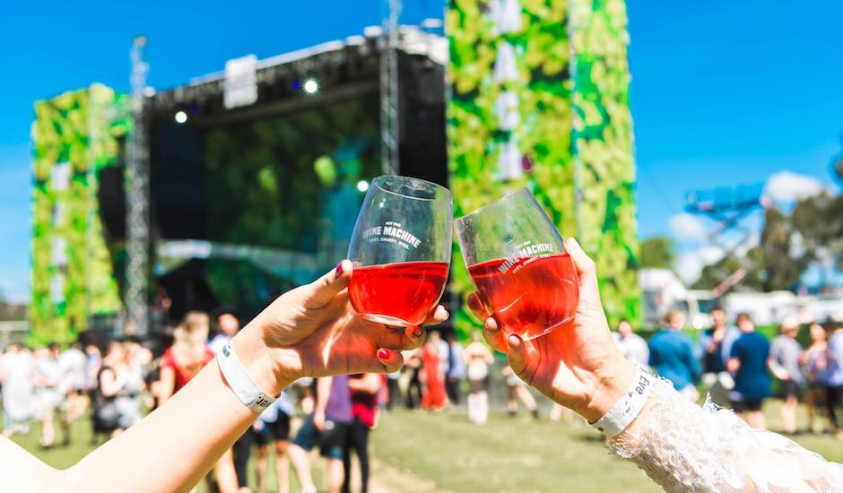 The Kite String Tangle, Touch Sensitive, Sneaky Sound System join Wine Machine