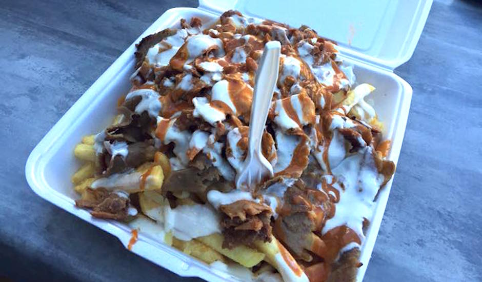 Catching up with our brothers and sisters of the Halal Snack Pack Appreciation Society