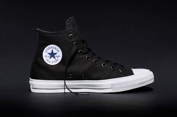 3e26c7804475 Converse debut new shoe  Chuck Taylor All Star II