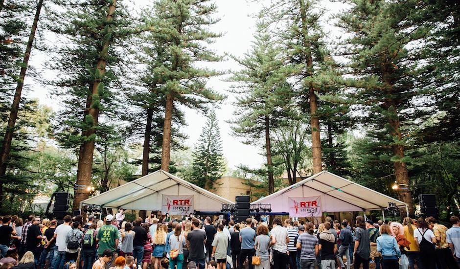 RTRFM drops first lineup announcement for incoming 25th In The Pines Festival