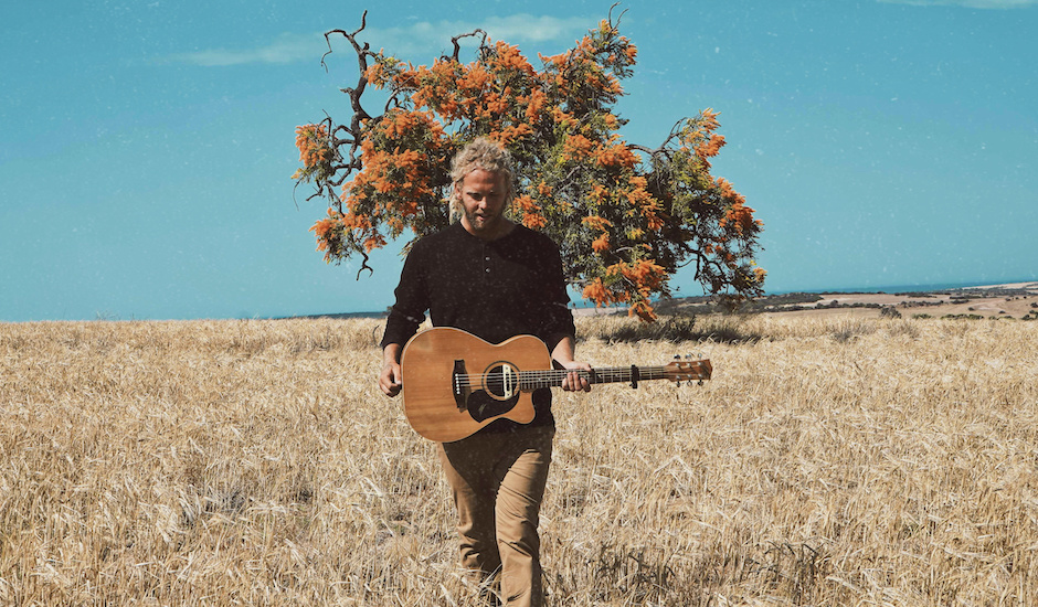 Premiere: WA's James Abberley brings waves of folk in new single, You're The One