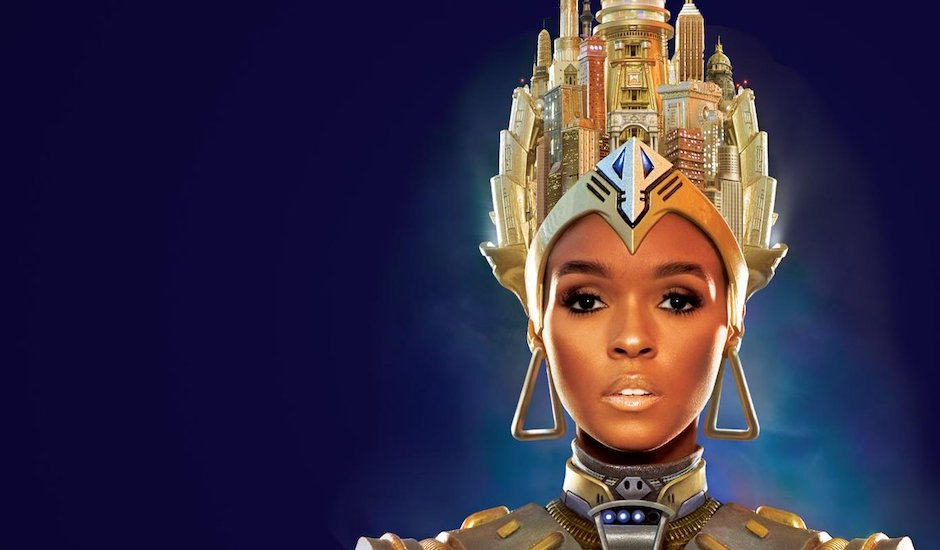 10 years of Janelle Monáe's The ArchAndroid, and its complex creator