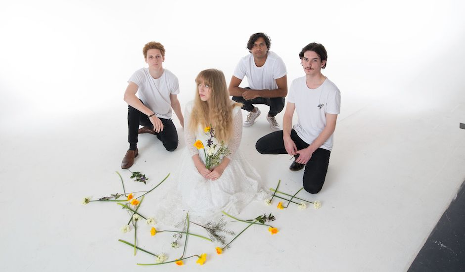 Meet Perth's Joan & the Giants, who tease a new EP with Wolves