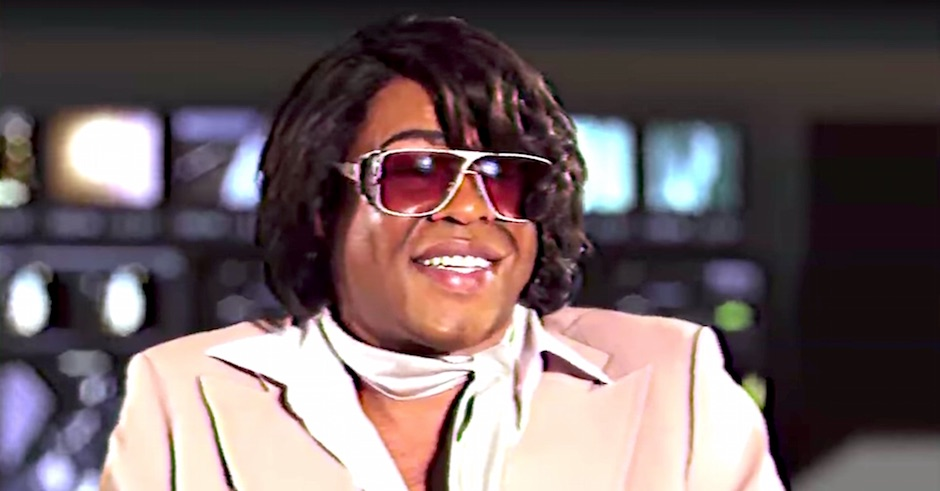 Watch half of Key & Peele re-enact that famous drunk James Brown interview to perfection
