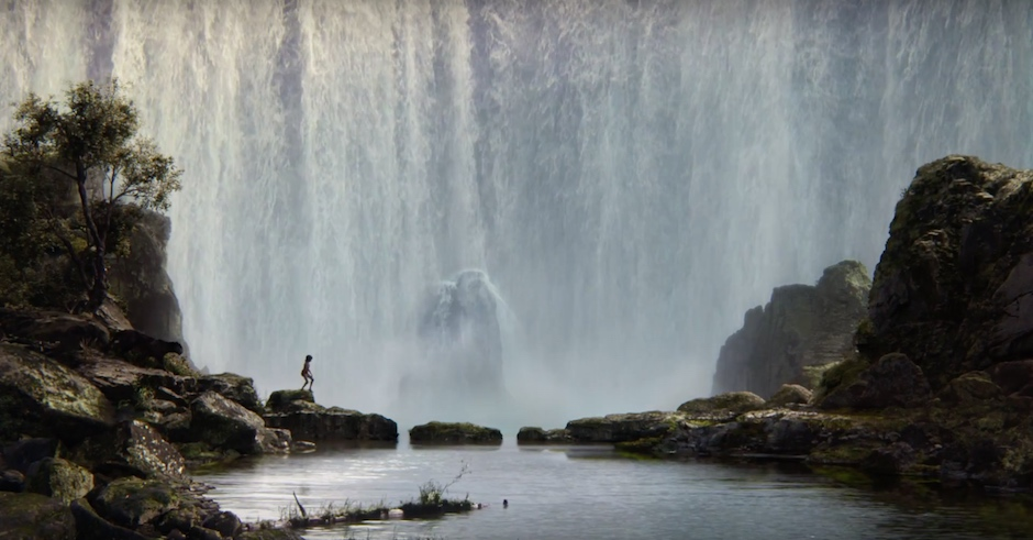 CinePile: The live action Jungle Book trailer looks epic