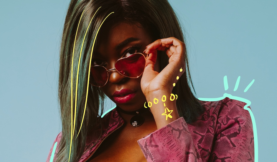 Introducing Kah-Lo and her vibrant new future-R&B jam, Fasta