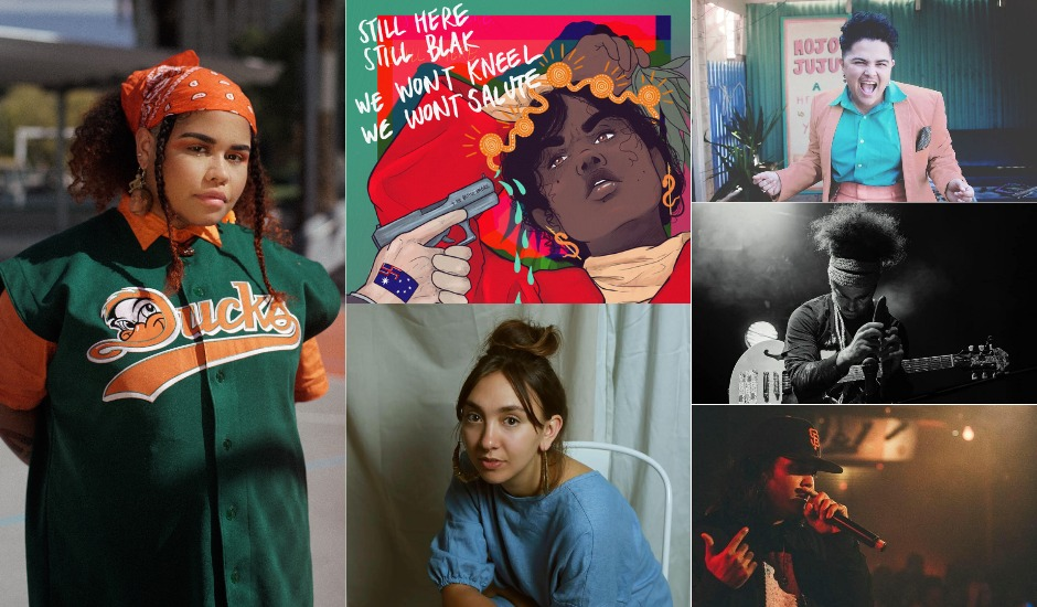 5 Indigenous Artists To Watch In 2018 with Kaiit