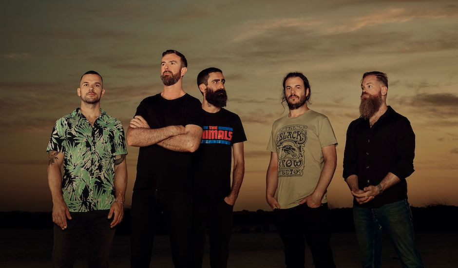 WA rock legends Karnivool have announced a regional WA tour this month