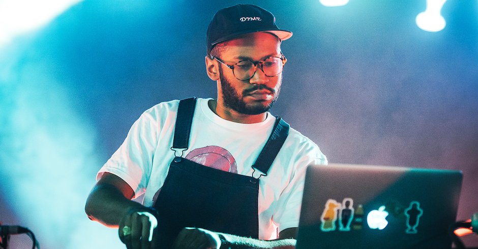 Listen to two new Kaytranada remixes, dropped just a week before his Aus tour