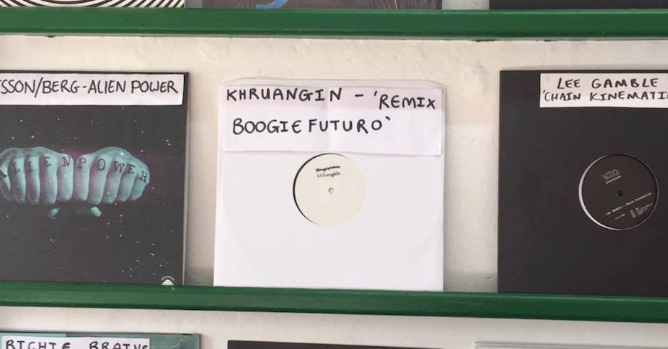 Get a dose of electronic psychedelia as Boogiefuturo's four-track take on Khruangbin