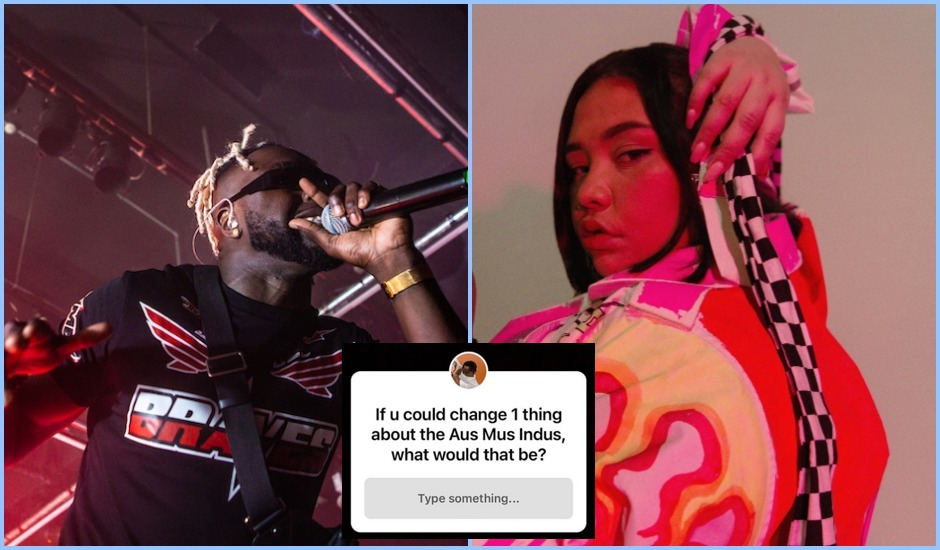 Kwame, Kira Puru + more share changes they'd like to see in the music industry
