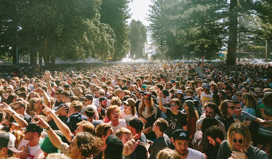 Laneway Festival announces Fremantle pass-outs, drops national set times/maps