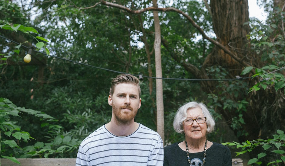 LANKS curated with a playlist with his Grandma for us and it's a beauty