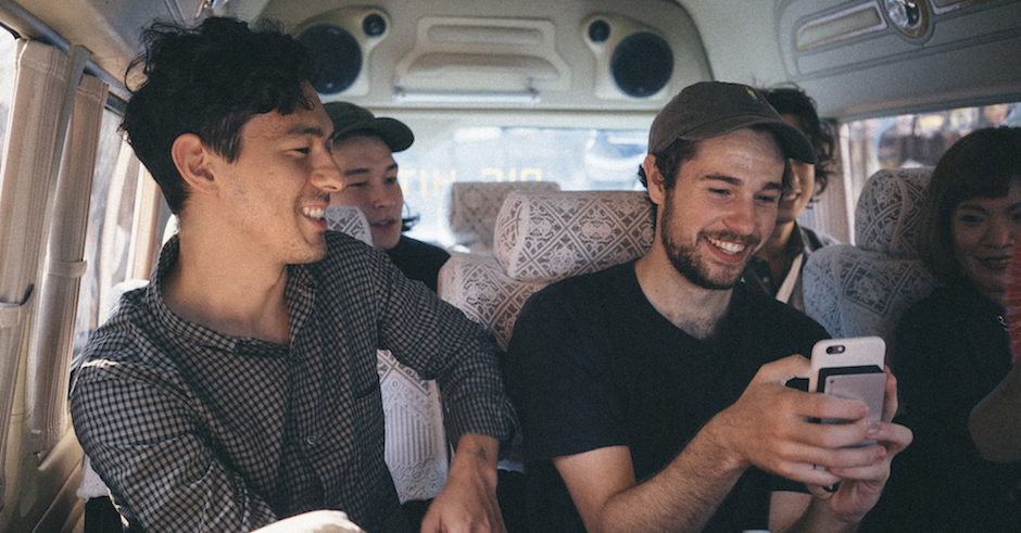 Listen to the winning entry for Last Dinosaurs' Apollo remix comp, from Adelaide's Cavlry