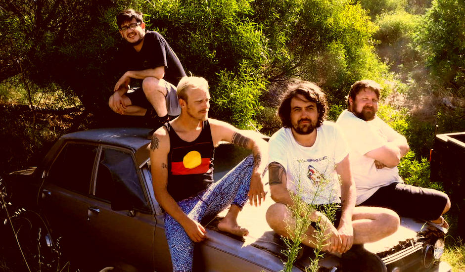 Exclusive: Stream DIEBACK, the face-smashingly great debut LP from Last Quokka