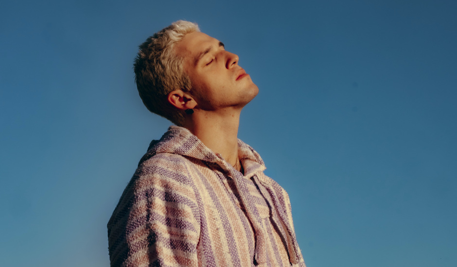 Lauv - the multifaceted, modern-day popstar - and all of his feelings