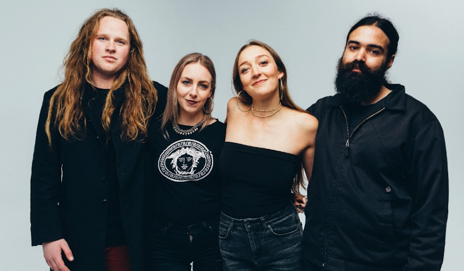 Get to know Lazer Baby, another killer band all the way from Tassie