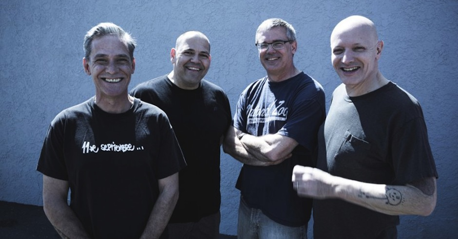 Legendary pop-punk pioneers Descendents give us their top ten punk songs of the 90's