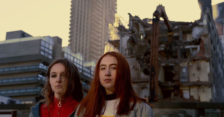 Meet Let's Eat Grandma and their clanging, SOPHIE-co-produced new single, Hot Pink