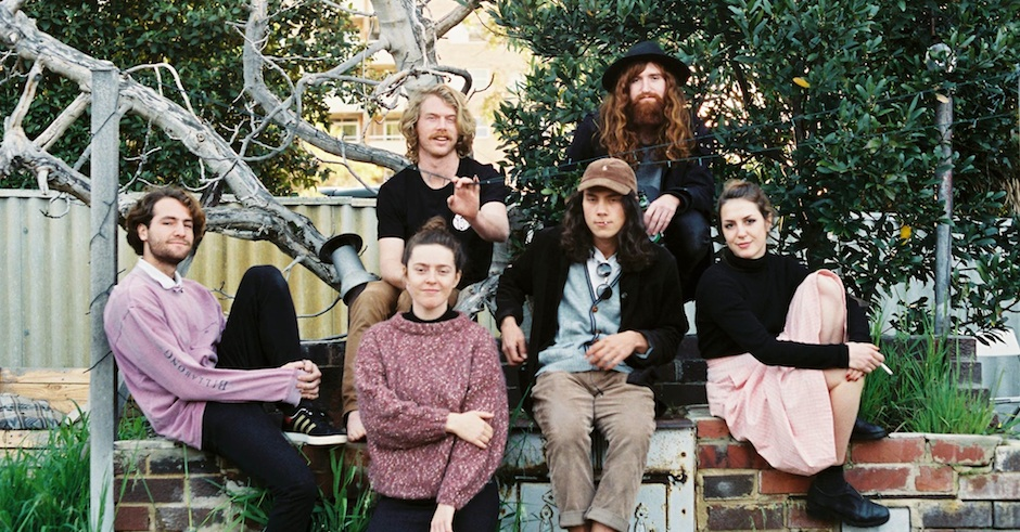 Get around Perth six-piece Reef and the Riff Raff ahead of their album launch tonight