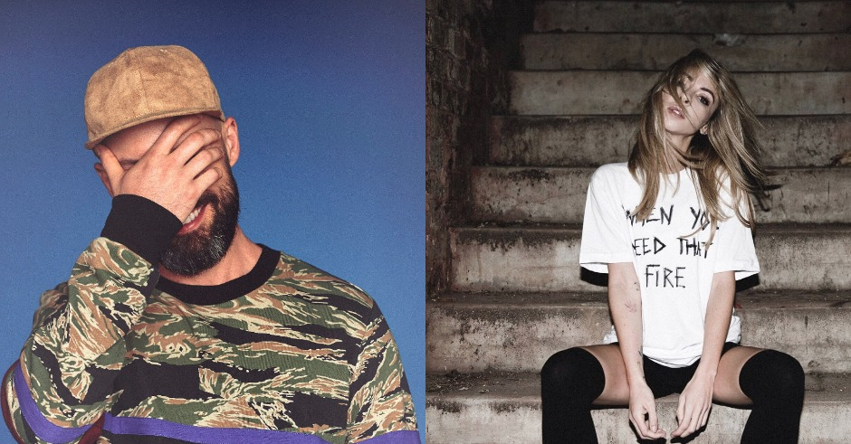 M-Phazes links up with Alison Wonderland for a big new track, Messiah