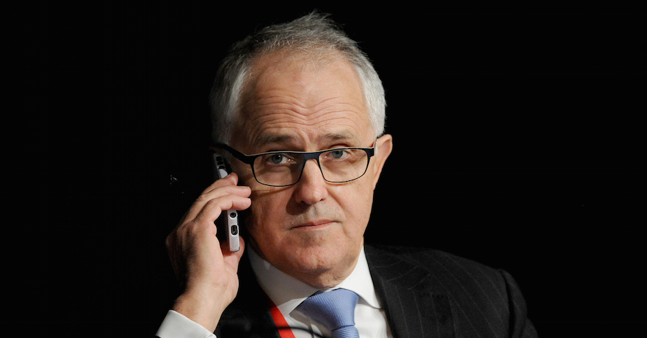 Malcolm Turnbull offers advice on how to beat Mandatory Data Retention