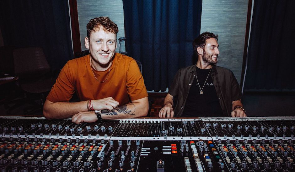 Maribou State walk us through their live show ahead of Splendour and sideshows