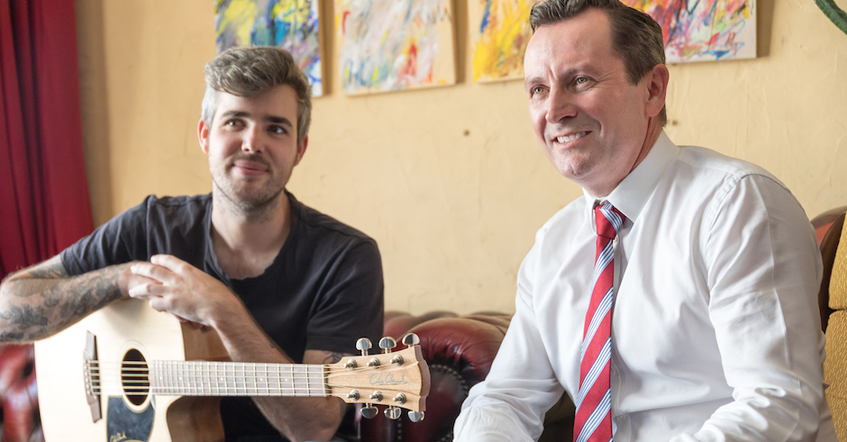 WA Labor pledges $3million Creative Music Fund, local live music venue protection