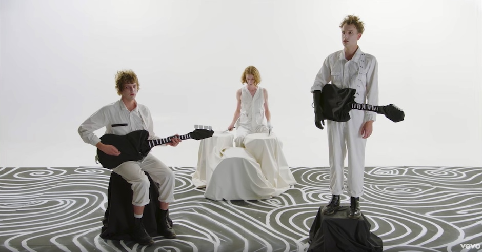 Methyl Ethel harness their inner Droog in the clip for new single, Ubu