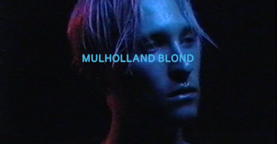 Premiere: Mulholland Blond drops a raw and retro vid for Control