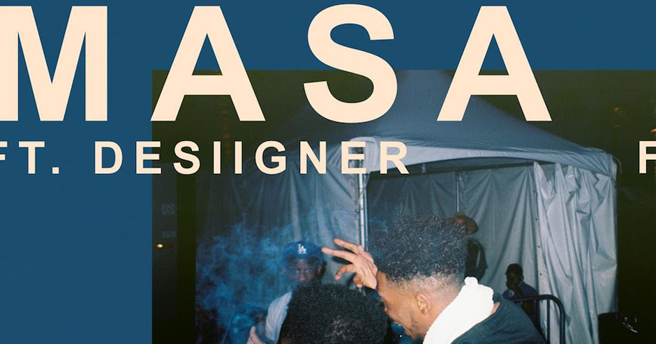 Mura Masa teams up with Desiigner for a surprisingly decent new single, All Around The World
