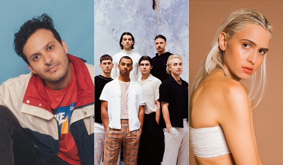 This week's must-listen singles: Northeast Party House, Banoffee + more