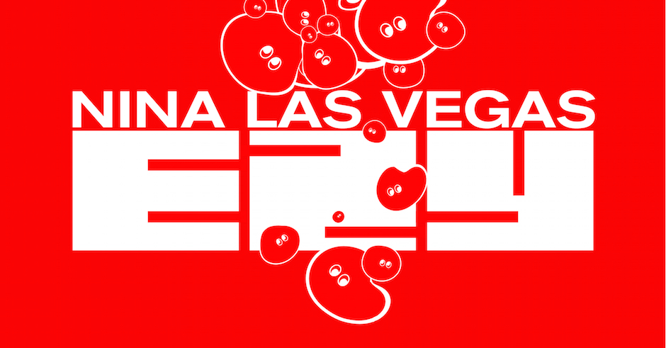 Listen to Nina Las Vegas' latest track via her own NLV Records