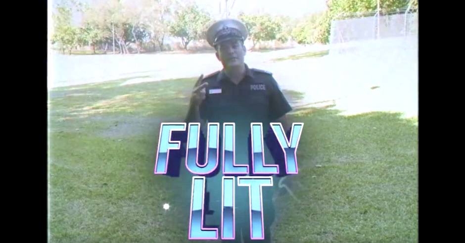 The NT Police Safety Tips video for Bass In The Grass is FULLY LIT and fkn amazing