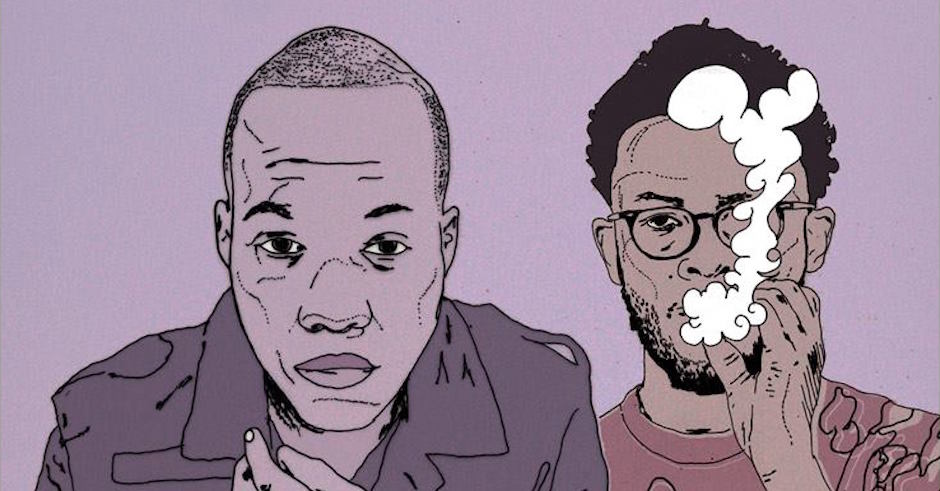 Listen to a new track from Knxwledge and Anderson .Paak's colab project, NxWorries