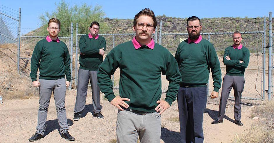 Meet Okilly Dokilly, your new favourite Ned Flanders-themed metal band