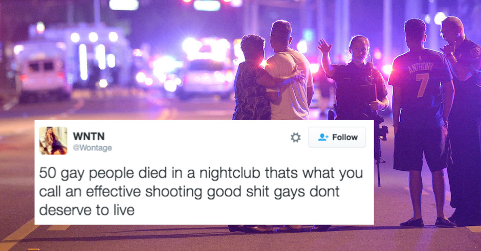 The importance of recognising the Orlando shootings as a homophobic attack