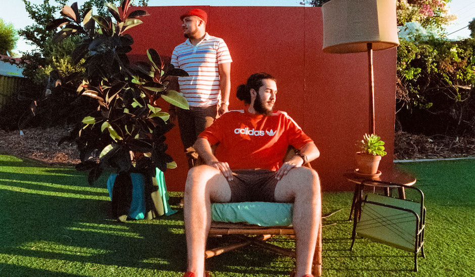 Premiere: Perth's Otiuh unveil vibrant new video clip for latest single, Bread & Circus