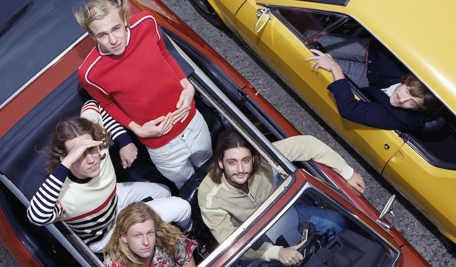 Listen to Overnight, a new single from Byron Bay's Parcels, produced by Daft Punk