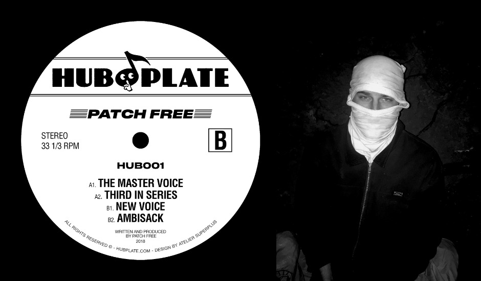 Underground Oz house/techno label Hubplate launches with a new EP from Patch Free