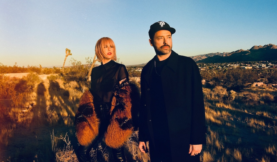 With their new album Ceremony, Phantogram become an electronic essential