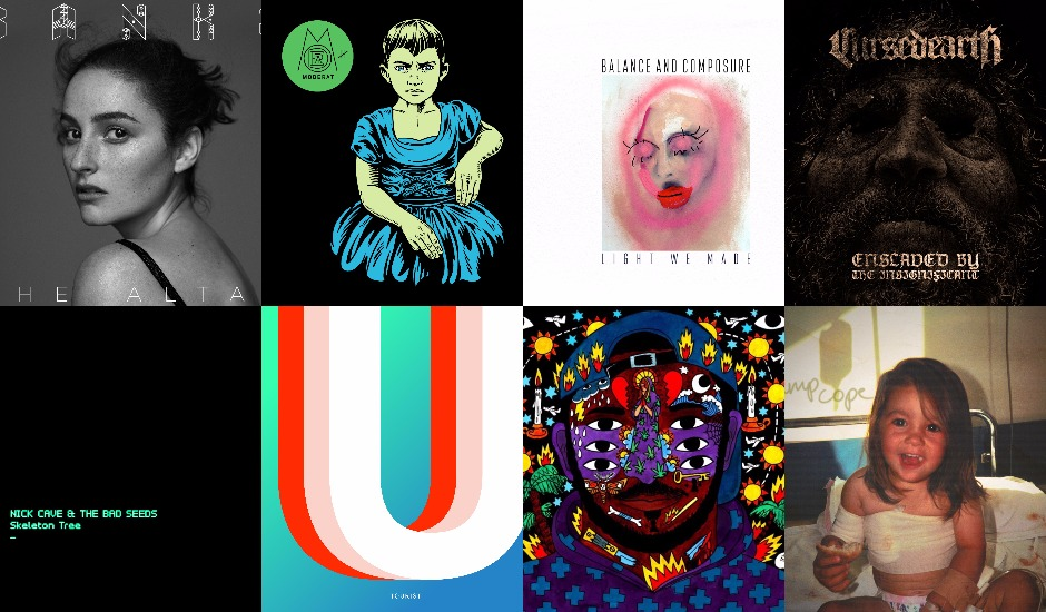 27 Of Our Favourite Albums Of 2016 So Far