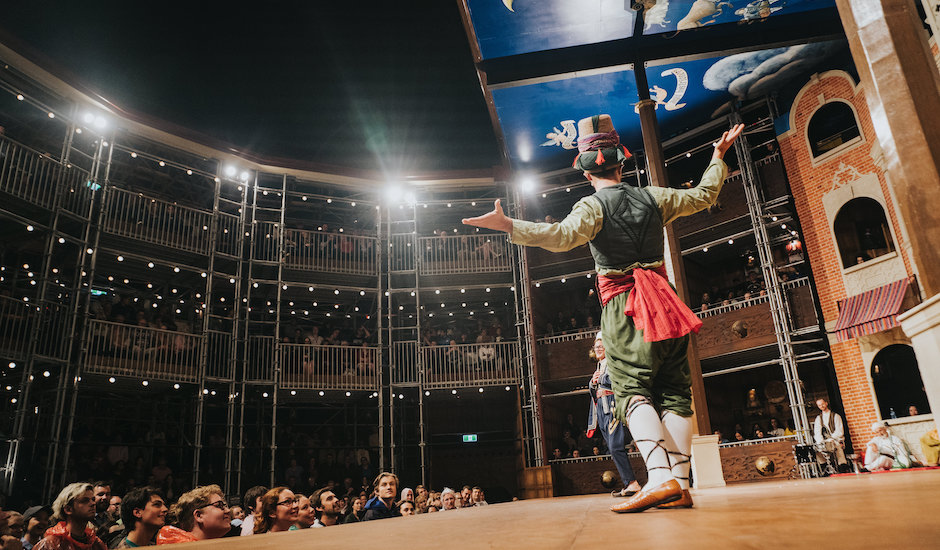 PSA: Perth's Pop-up Globe Theatre are flinging $10 tickets to its opening shows