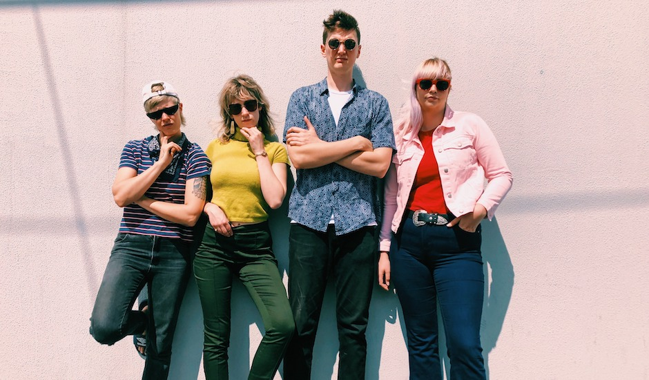 Premiere: Porpoise Spit shares new single, Middle Of The Night, ahead of tour